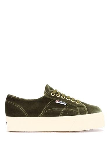 Superga Lifestyle Ayakkabı Yeşil
